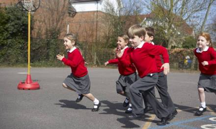 Motivating children to be more active outside of PE lessons
