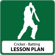 Cricket Lesson Plan – Batting