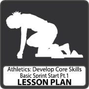 Athletics Lesson Plan