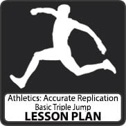 Athletics Lesson Plan – Triple Jump