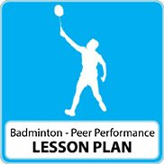 Badminton – Peer Performance