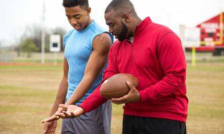 How to coach mental preparedness for competitive sport