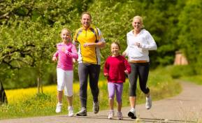 5 ways to promote a more active lifestyle in children