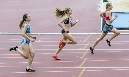 How running 400m regularly can benefit your 100m times