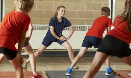 Behaviour management for NQT PE teachers
