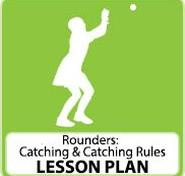 Rounders Lesson Plan – Catching